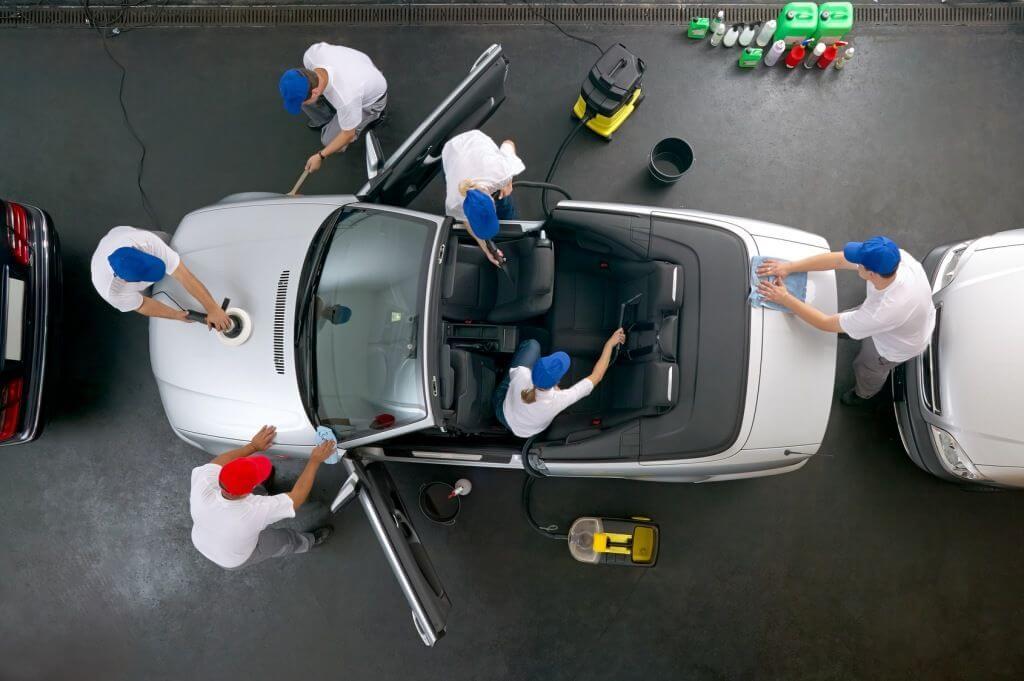 правильно подготовить машину к продаже