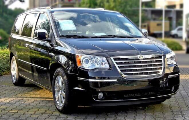 авто Chrysler Grand Voyager