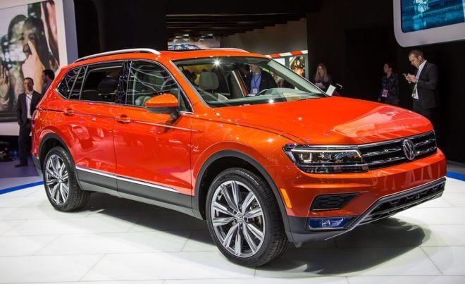 авто Volkswagen Tiguan