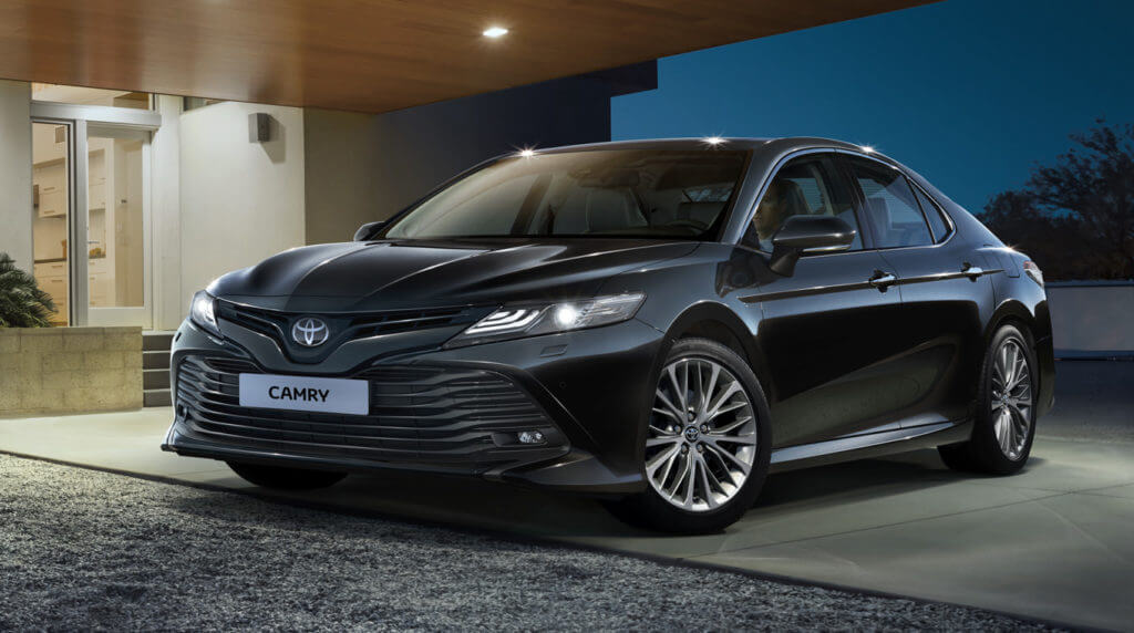 авто Toyota Camry