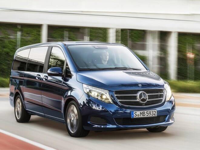 авто Mercedes V—Class
