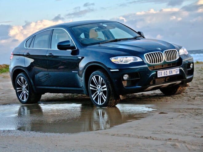 авто BMW X6 xDrive50i