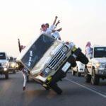 Новый размер штрафа за опасное вождение