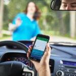 Что отвлекает водителя от дороги?